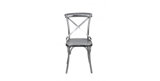 Pula Silver Living Room Chair