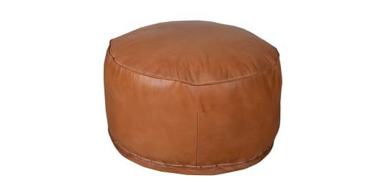 Mimmi Leather Stool