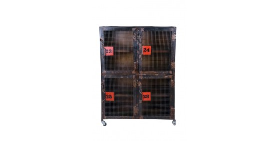 Herris Industrial Metal Cabinet