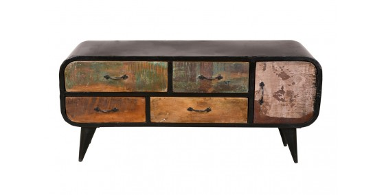 Windsor Metal Tv Unit