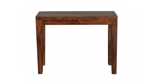 Parc Sheesham Wood Console Table