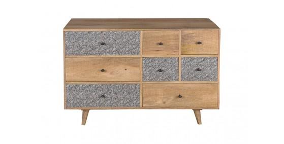 Meridian Sheesham Wood Cabinet