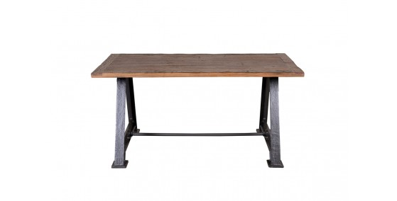 Nelson Slipper Top Dining Table