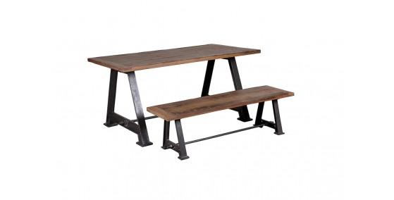 Nelson Slipper Top Dining Table Set