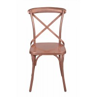 Pula Copper Living Room Chair