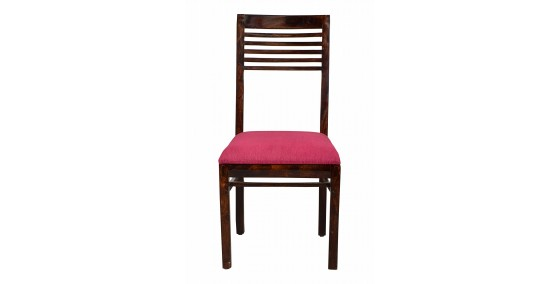 Fred Sheesham Wood Dining Chair