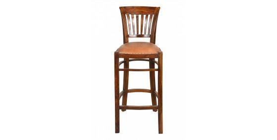 Zeal Sheesham Wood Bar Chair