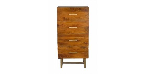 Maple Mango Wood Cabinet