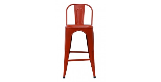 Taka Iron Metal Chair