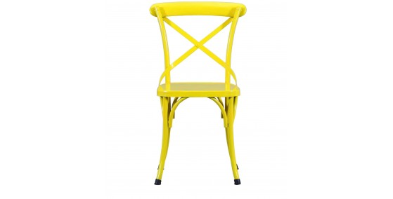 Pula Yellow Living Room Chair