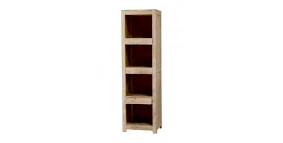 Brooklyn Sheesham Wood Book Shelf