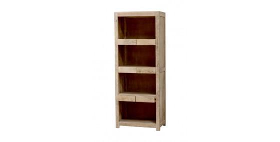 Evelyn Sheesham Wood Book Shelf