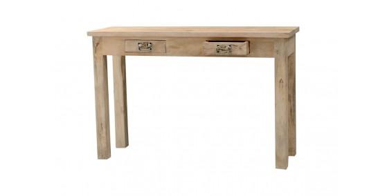Victoria Sheesham Wood Console Table