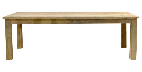 Bentley Sheesham Wood Dining Table