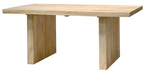 Geneve Sheesham Wood Dining Table