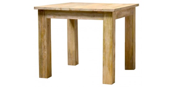 Legend Sheesham Wood Dining Table