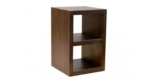 Camila Sheesham Wood Side Table