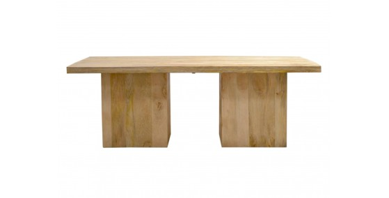 Accord Sheesham Wood Dining Table