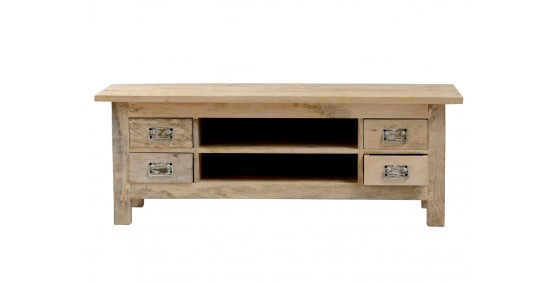 Grace Sheesham Wood Tv Unit